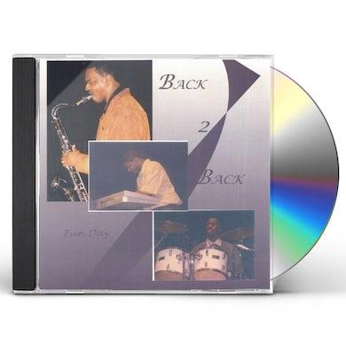 Back 2 Back FUN DAY CD