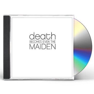 Death Becomes Even The Maiden 7 INCH EP CD