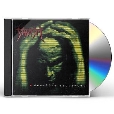 SADISM DEADLINE SEQUENCES CD