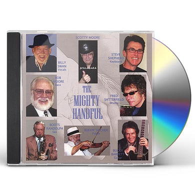 Scotty Moore MIGHTY HANDFUL CD