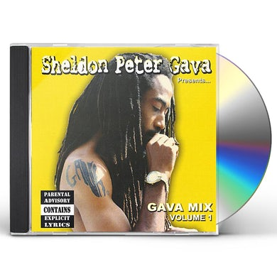 Sheldon Gava GAVA MIX 1 CD