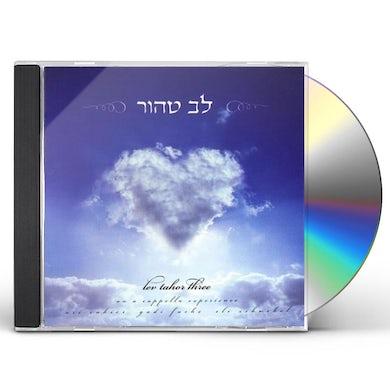 Lev Tahor 3-AN ACAPPELLA TREASURY CD