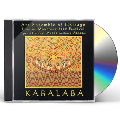 Art Ensemble Of Chicago KABALABA CD