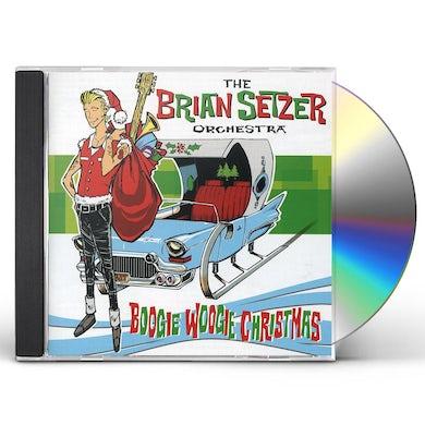 Brian Setzer BOOGIE WOOGIE CHRISTMAS CD