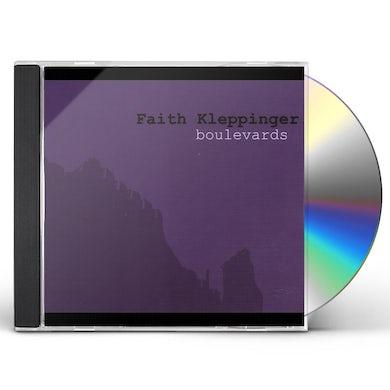 Faith Kleppinger BOULEVARDS CD