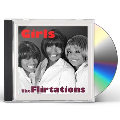Flirtations GIRLS CD