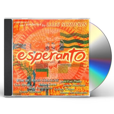 Lalo Schifrin ESPERANTO CD