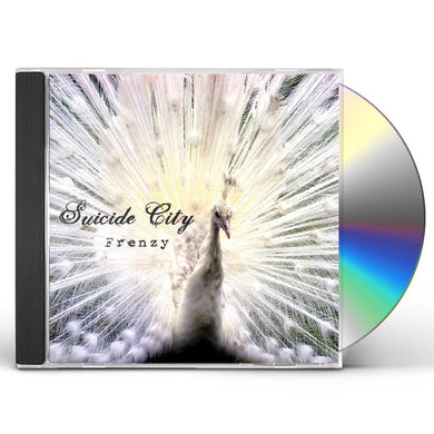 Suicide City FRENZY CD