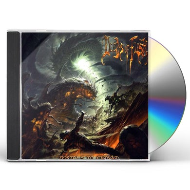 Deeds Of Flesh PORTALS OF CANAAN CD