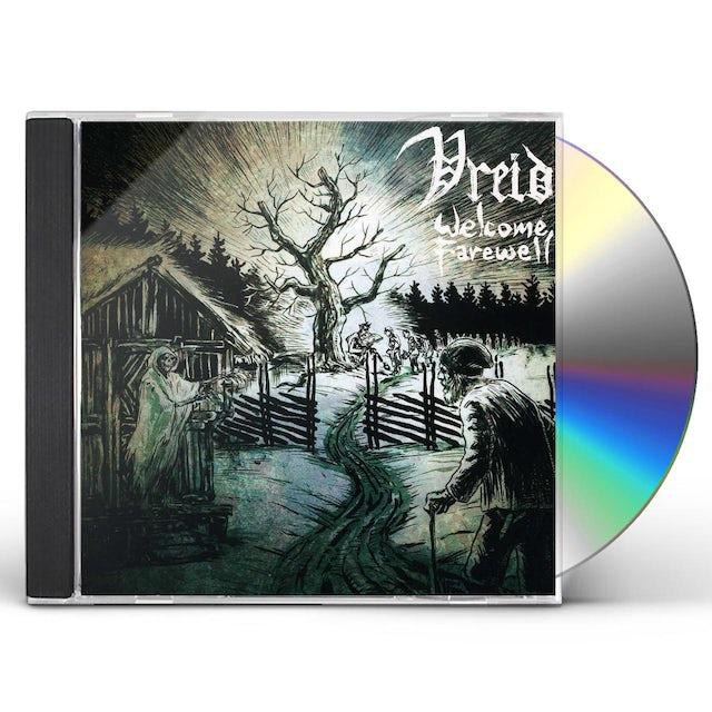 Vreid WELCOME FAREWELL CD