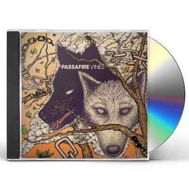 Passafire VINES CD