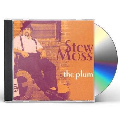 Stew Moss PLUM CD
