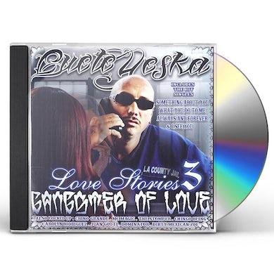 Cuete Yeska LOVE STORIES III CD