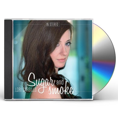 Lori Carsillo SUGAR & SMOKE CD