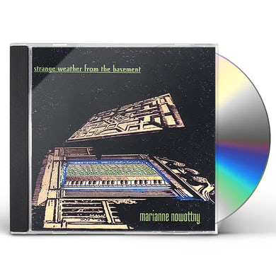 Marianne Nowottny STRANGE WEATHER FROM THE BASEMENT CD