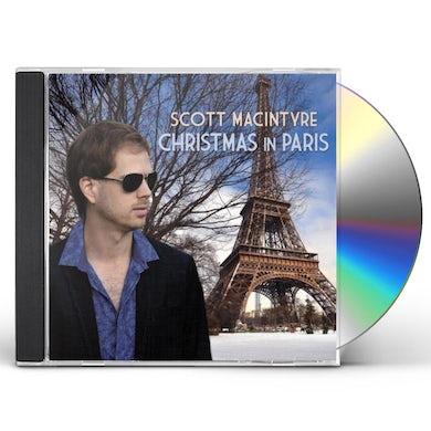 Scott MacIntyre CHRISTMAS IN PARIS CD