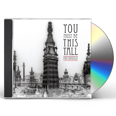 Mike Keneally YOU MUST BE THIS TALL CD