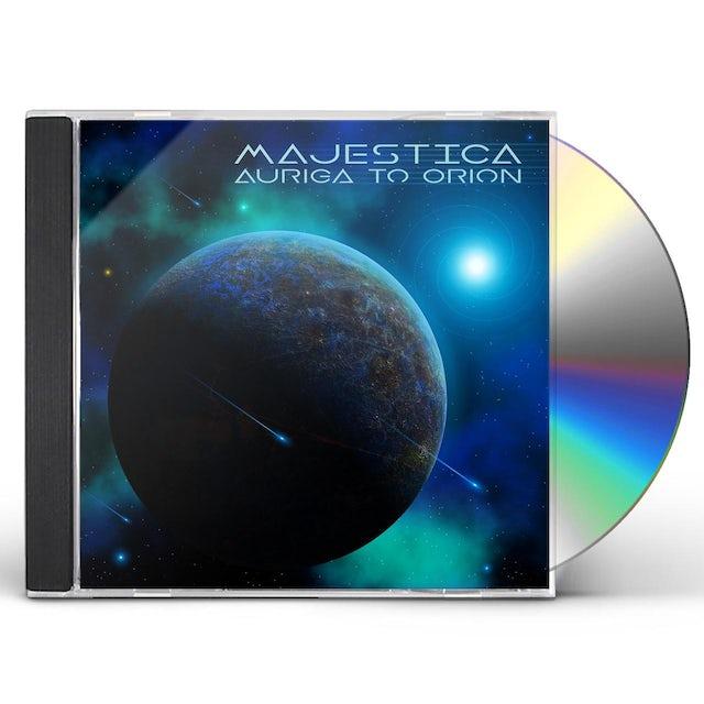 Majestica AURIGA TO ORION CD