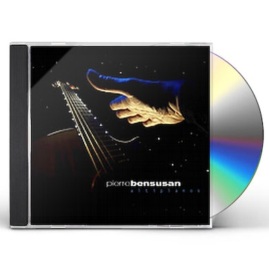 Pierre Bensusan ALTIPLANOS CD