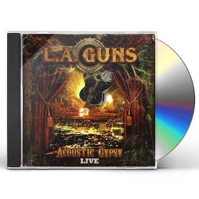 LA Guns ACOUSTIC GYPSY LIVE CD