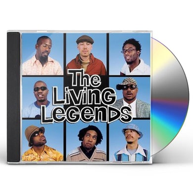 Living Legends CREATIVE DIFFERENCES CD
