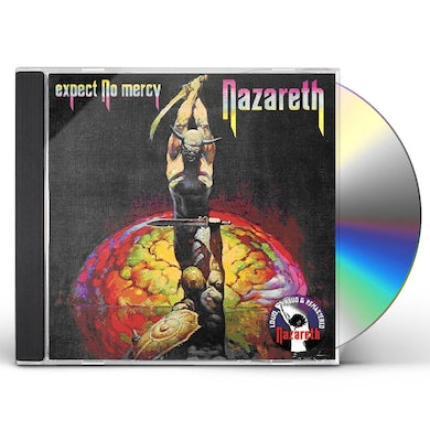 Nazareth EXPECT NO MERCY CD