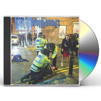 Wolfhounds UNTIED KINGDOM (OR HOW TO COME TO TERMS CULTURE) CD