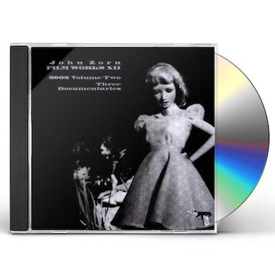 John Zorn FILMWORKS XII: 3 DOCUMENTARIES CD