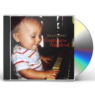 Dallas Jones AMERICAN WEEKEND CD