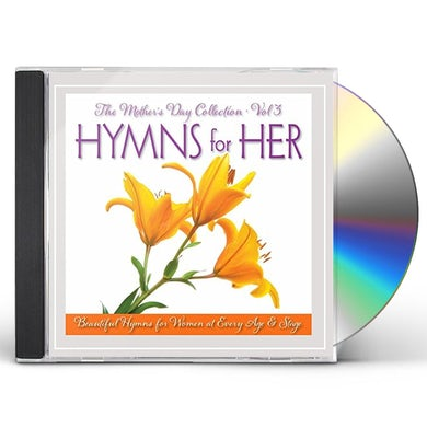 Janice Kapp Perry MOTHER'S DAY COLLECTION 3: HYMNS FOR HER CD