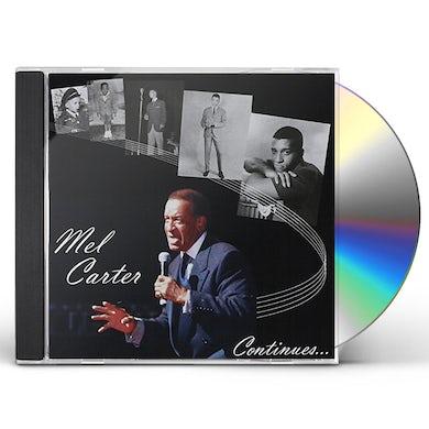 MEL CARTER CONTINUES CD