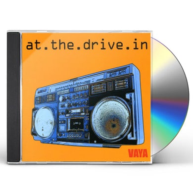 At The Drive-In VAYA CD