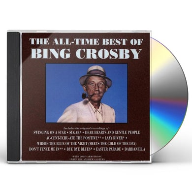 Bing Crosby ALL TIME BEST CD