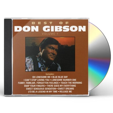 Don Gibson BEST OF 1 CD