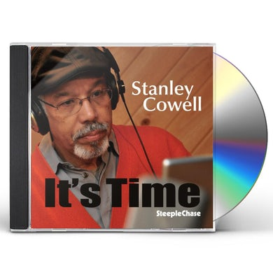 Stanley Cowell IT'S TIME CD