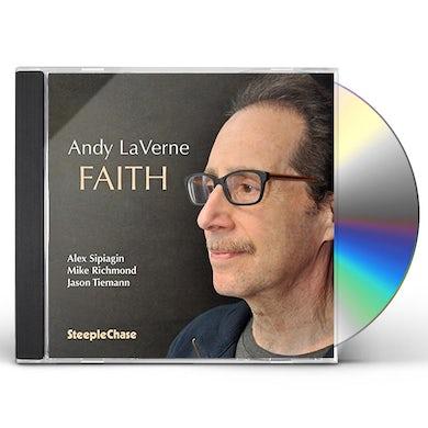 Andy LaVerne FAITH CD
