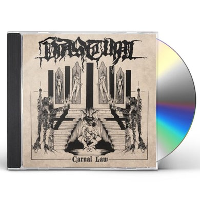 Vastum CARNAL LAW CD