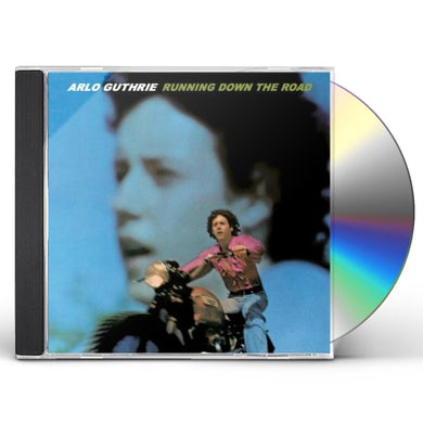 Arlo Guthrie RUNNING DOWN THE ROAD CD