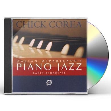 Chick Corea MARIAN MCPARTLAND'S PIANO JAZZ CD