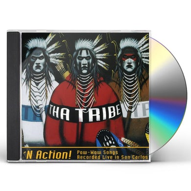 Tha Tribe N ACTION CD