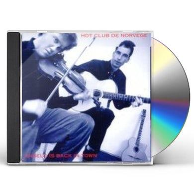 Angelo Debarre ANGELO IS BACK IN TOWN CD