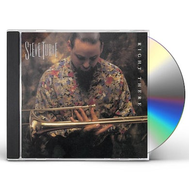 Steve Turre RIGHT THERE CD