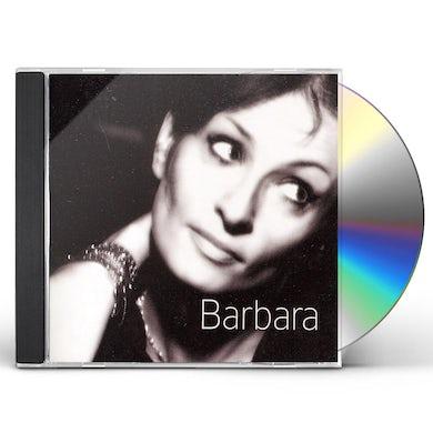 BARBARA BALLADES ET MOTS D'AMOUR CD
