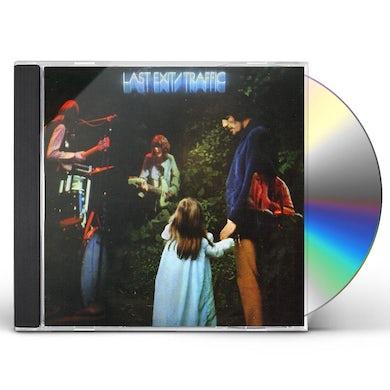 Traffic LAST EXIT CD