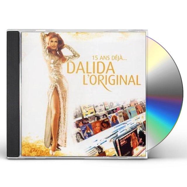 Dalida SES GRANDS SUCCES CD