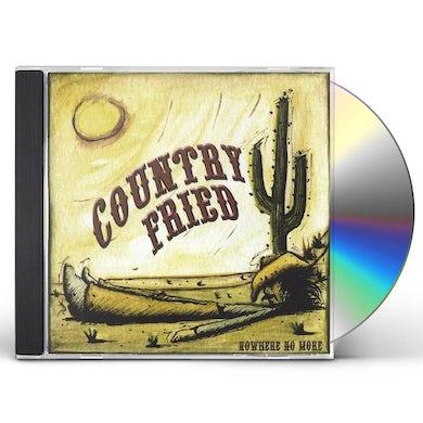 NOWHERE NO MORE CD