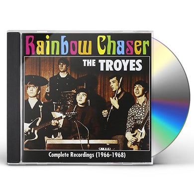 Troyes RAINBOW CHASER CD