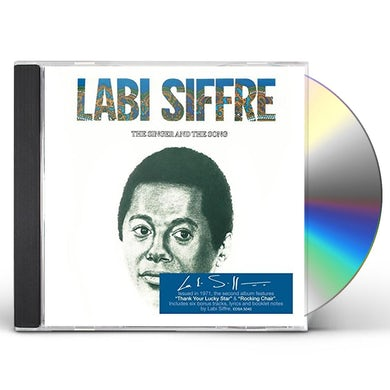 Labi Siffre SINGER & THE SONG CD