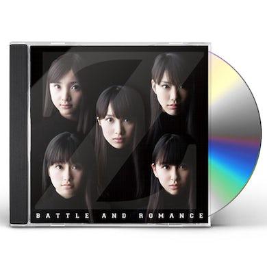 BATTLE & ROMANCE CD