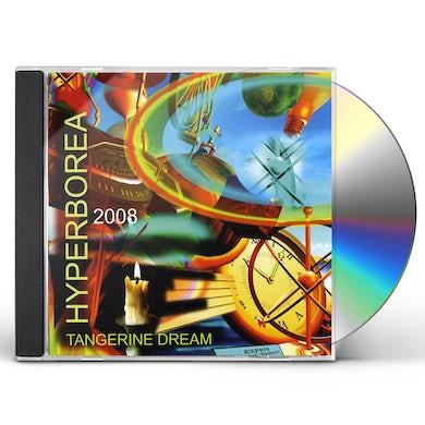 Tangerine Dream HYPERBOREA 2008 CD